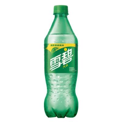 雪碧汽水(600ml)x4入