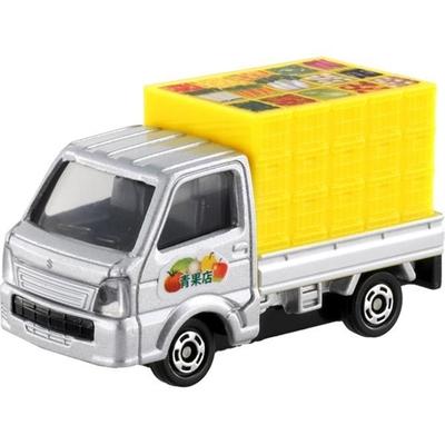 任選TOMICA NO.089 SUZUKI CARRY鈴木蔬果車 TM089A3 TAKARA TOMY