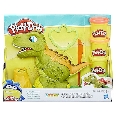 培樂多Play-Doh 創意DIY黏土 暴龍遊戲組 E1952