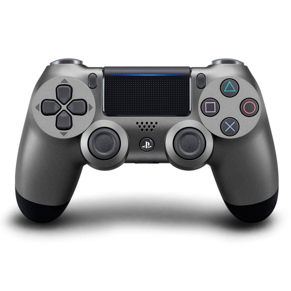 PS4 原廠無線控制器 鋼鐵黑 (CUH-ZCT2 系列)