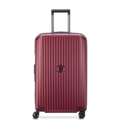 【DELSEY】SECURITIME ZIP-25吋旅行箱-紅色 00217381104