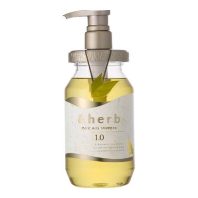 日本&herb 植萃豐盈洗髮乳1.0(480ML)