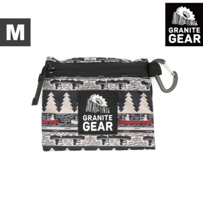 Granite Gear 1000222 Hiker Wallet 輕量零錢包(M) / 月光與槳