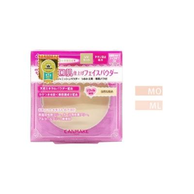 CANMAKE 棉花糖蜜粉餅 10g(蕊心)
