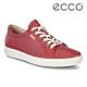 ECCO SOFT 7 W 經典輕巧休閒鞋 女鞋 酒紅 product thumbnail 2