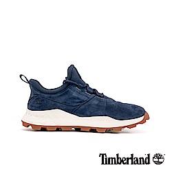 Timberland 男款海軍藍Brooklyn OX跑酷鞋|A1YVP019