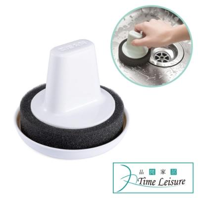 Time Leisure 廚房流理臺/火爐桌面清潔去污托盤海棉刷