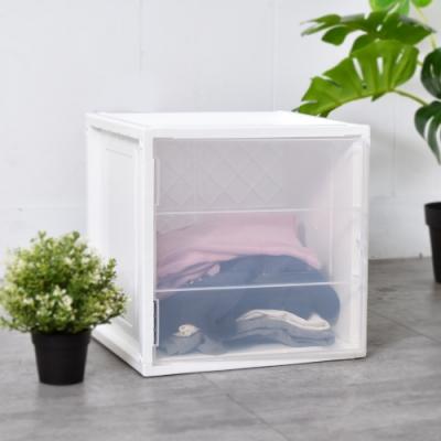組合式收納箱1入 整理箱 置物箱 收納箱 儲物箱 收納 堆疊