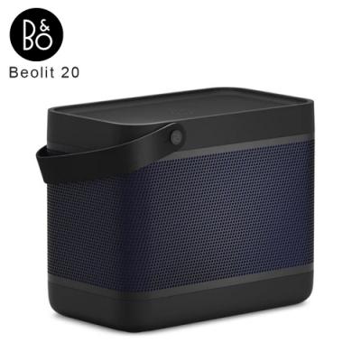 B&O Beolit 20 可攜式藍牙喇叭