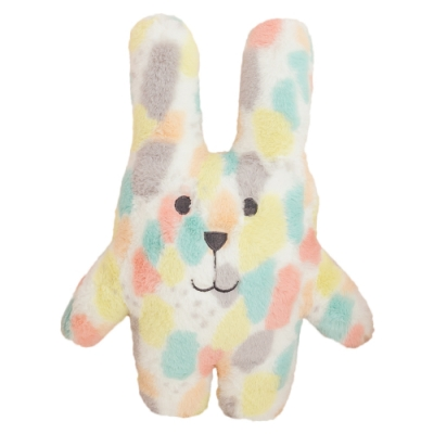 CRAFTHOLIC 宇宙人 彩色塗鴉兔寶貝枕