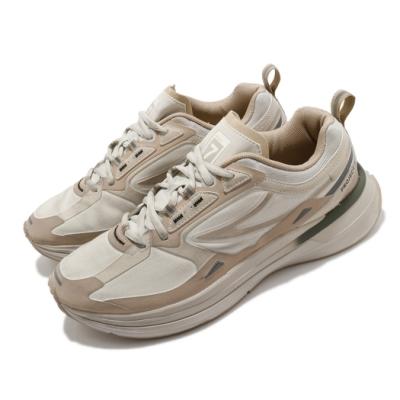 Fila 休閒鞋 Project 7 Curvelet 男女鞋 BTS代言 仿舊 髒髒鞋 情侶穿搭 灰 棕 4J538U925