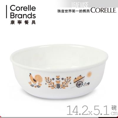 美國康寧 CORELLE 日出農場473ml 韓式湯碗