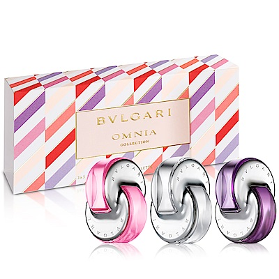 BVLGARI 寶格麗 晶采限量系列小香禮盒
