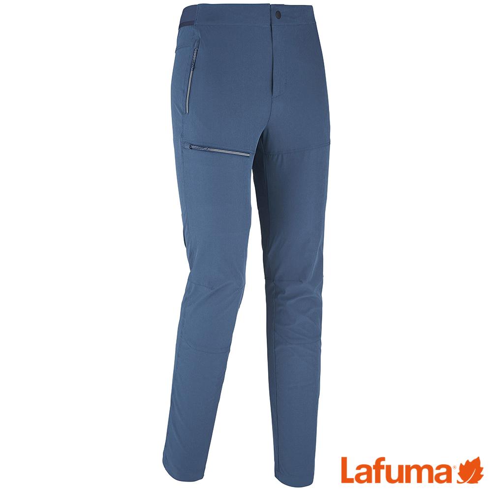LAFUMA-男 抗UV 快排長褲-LFV113136730-深藍