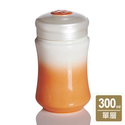 乾唐軒活瓷 微笑曲線隨身杯300ml (5色任選)