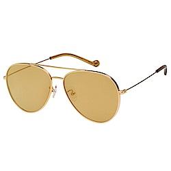 VEDI VERO 飛官款 純鈦 太陽眼鏡 (金色)VJ177