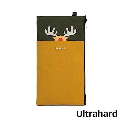 Ultrahard 紅鼻子魯道夫手機袋plus(檸黃)