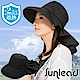 Sunlead 三用款。防曬遮熱涼感護頸面罩遮陽帽 (黑色) product thumbnail 1
