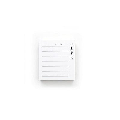 GMZ 粉彩方塊酥索引式便利貼-01待辦事項