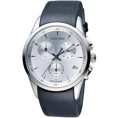 Calvin Klein  Bold 系列 經典時尚腕錶(K5A271C6)