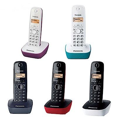 Panasonic國際牌KX-TG1611TW數位無線電話(公司貨)