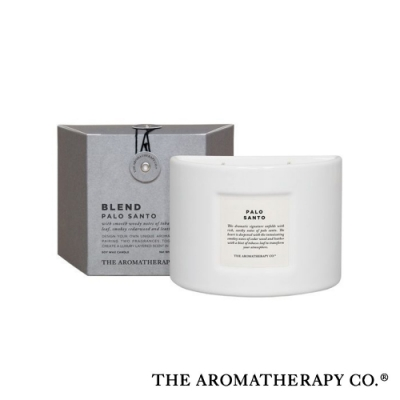 The Aromatherapy Co. 紐西蘭天然香氛 Blend混調系列 聖檀木 Palo Santo 280g 香氛蠟燭