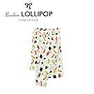 加拿大Loulou lollipop 竹纖維透氣包巾120x120cm-好好吃壽司