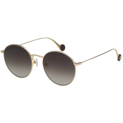 VEDI VERO 圓框 太陽眼鏡 (金色)