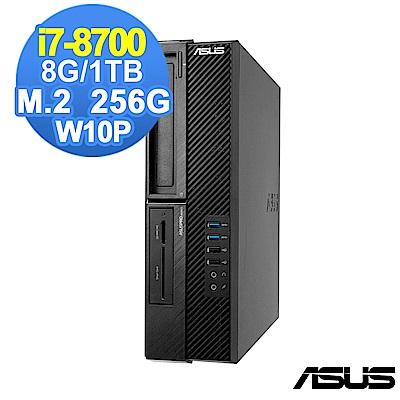 ASUS M840SA i7-8700/8G/1TB+256G/W10P