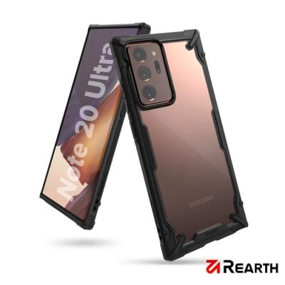 Rearth 三星 Galaxy Note 20 Ultra (Ringke Fusion X) 高質感保護殼(黑)