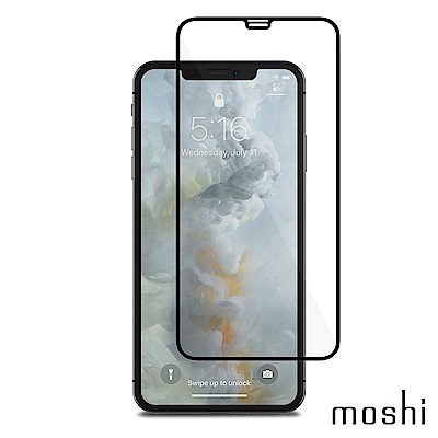 Moshi IonGlass for iPhone XS Mas 強化玻璃螢幕保護貼