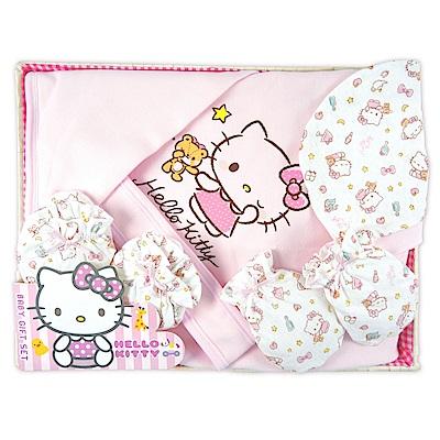 Hello Kitty 凱蒂貓 包巾禮盒 H7508