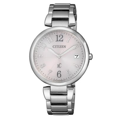 CITIZEN XC 女神風采光動能時尚腕錶EO1190-54W