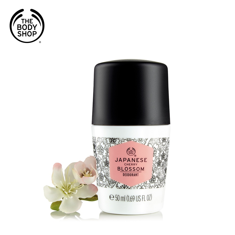 The Body Shop 日本櫻花體香劑50ML product image 1