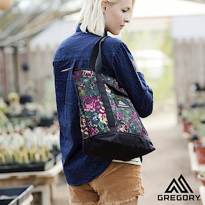 Gregory 18L TEENY TOTE 托特包 花園油彩