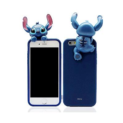OpenBox iPhone 8/7 Plus 超萌全包覆防摔手機保護殼 - 史迪奇