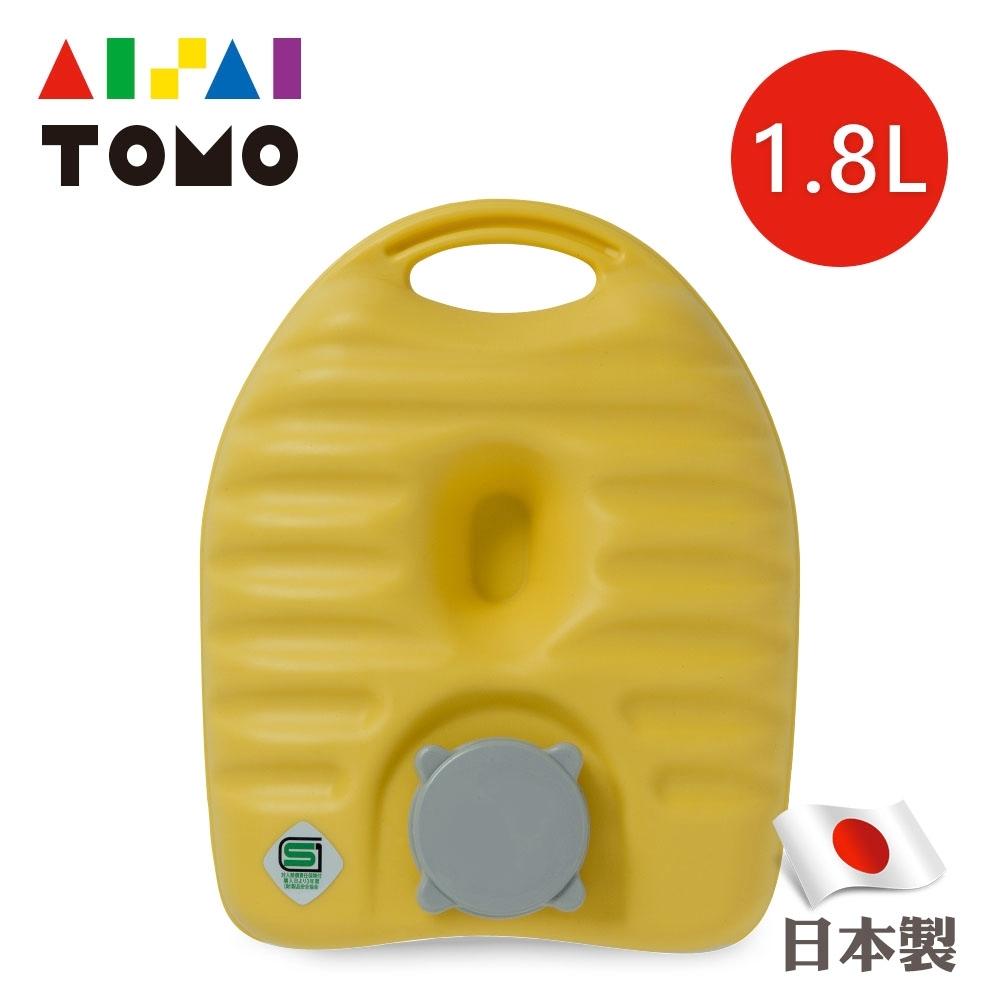日本丹下立湯婆 立式熱水袋-呼吸1.8L