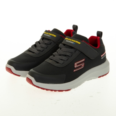 SKECHERS 男童系列DYNAMIC TREAD 防水鞋- 403661LCHAR