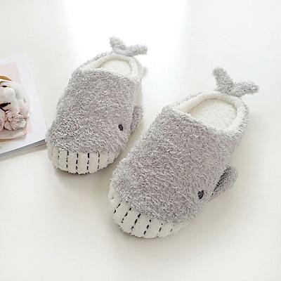 [時時樂限定] 超萌動物造型居家拖鞋(多款可選)