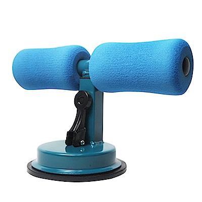 多功能仰臥起坐核心肌群健腹器(湖水藍)