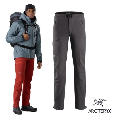 Arcteryx 始祖鳥 男 Sigma AR 軟殼長褲 碳黑