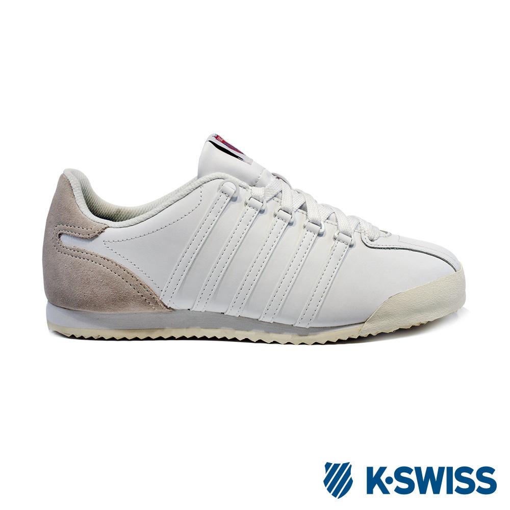 K-SWISS New OG Eva休閒運動鞋-男-白