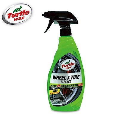 《Turtle Wax》美國龜牌 鋼圈輪胎泡沫清潔劑 T18