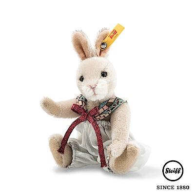 STEIFF德國金耳釦泰迪熊 回憶中的兔子 Rick(收藏版)