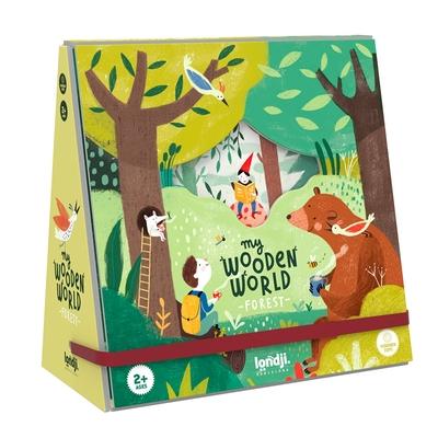 西班牙Londji 森林世界木製玩具