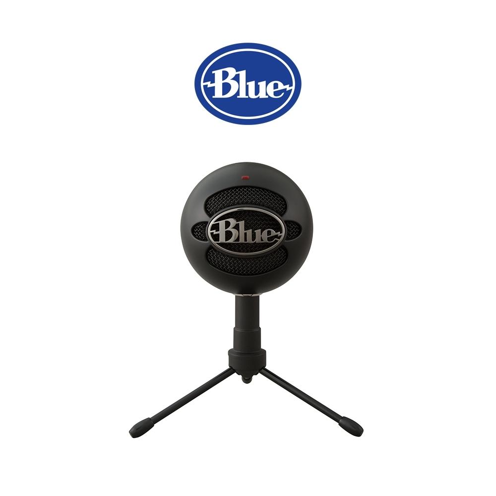 美國BLUE Snowball iCE 小雪球USB麥克風 (亮黑)