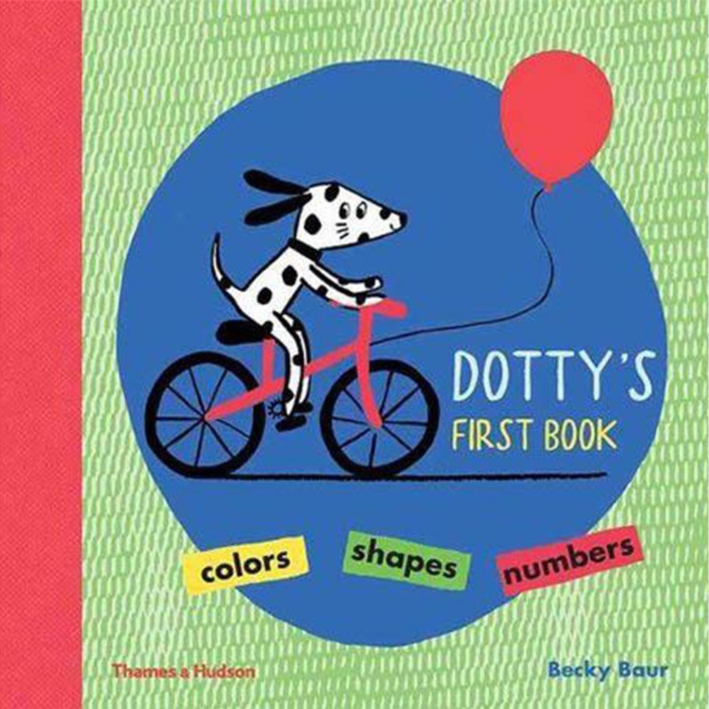 Dotty's First Book 點點的第一本書硬頁書