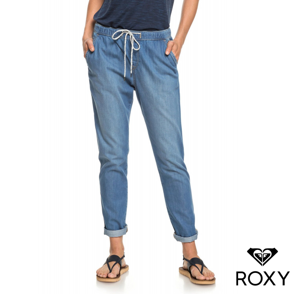 【ROXY】BEACHY DENIM PANT 長褲