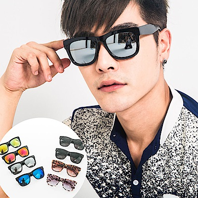 BuyGlasses 西岸復古黑潮太陽眼鏡
