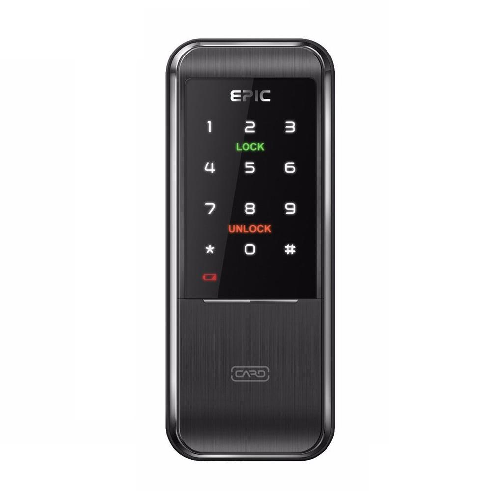 TRIPLEX 三合一觸控式密碼鎖 密碼+卡片/悠遊卡+鑰匙 EPIC感應鎖(不含安裝)
